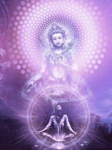 Higher Consciousness comes when the Feminine and Masculine aspects of ...