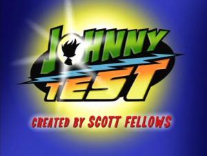 Johnny Test Goth Brain Freezer