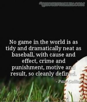 Baseball Phrases And Sayings