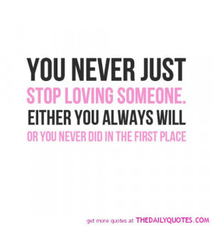 Go Back > Gallery For > Love Someone Quotes
