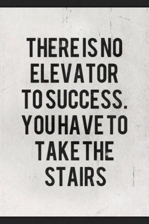 Each step...