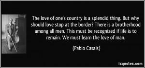 More Pablo Casals Quotes