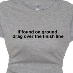 ... Tee Shirt, Fitness Message, Runners Work Out Wear T-Shirt Quote