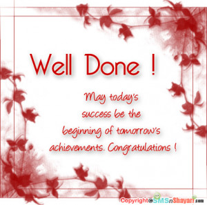 congratulations a job well done quotes work great job well done keep ...
