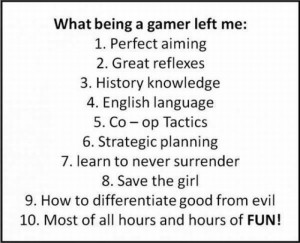 Funny Girl Gamer Quotes Old guys rule: the farmer and
