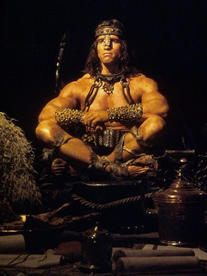 """... and to hear the lamentation of their women."""" — Conan the Barbarian"""