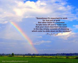 Rainbow : Quotes