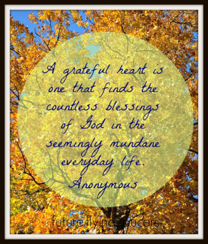 Thankful For My Parents Quotes Grateful quote