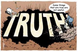 TRUTH IS THE BOTTOM LINE - LDS Hymn Parody #37