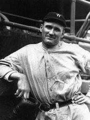 Scoreboards – Baseball Most Aggressive Players: Walter Perry Johnson