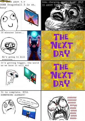 dragonball z as a kid humor funny pictures add funny