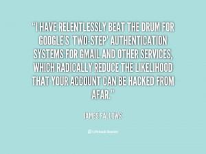 James Fallows