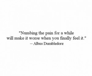 HP Quotes - love me some dumbledore