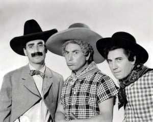Impressions of the West: Marx Brothers