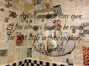 Nick Cave Quote