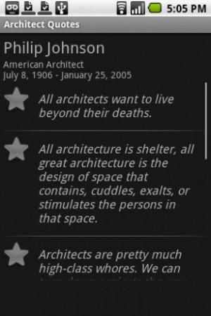 Architect Quotes