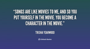 trisha yearwood quotes when you re sick nobody takes care of you like ...