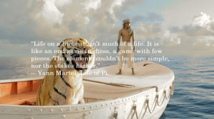 Life of Pi Quotes