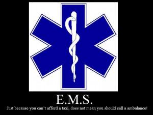 De motivational EMS poster by SilverDragonMaiden