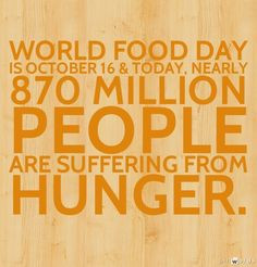 Hunger, Perfect Opportunity, Be Grateful, Faves Quotes, World Hunger ...