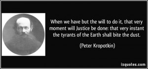 More Peter Kropotkin Quotes