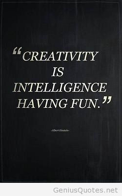 Tag Archives: life creativity quotes