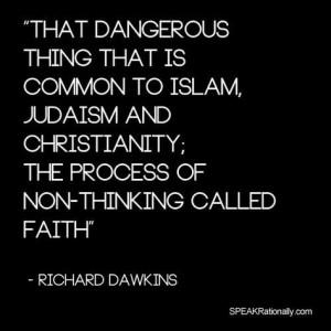 Richard Dawkins #religon #islam #judaism #christianity #faith #atheist ...