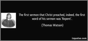 More Thomas Watson Quotes