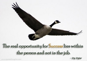 Success Quotes-Thoughts-Opportunity-Person-Job-Zig Ziglar-Best Quotes