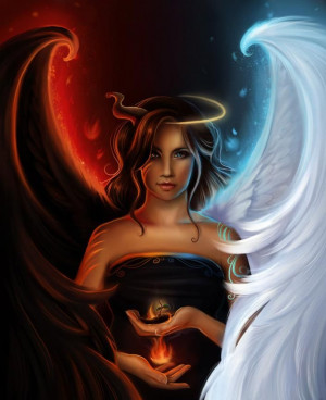 Half Devil, Half Angel