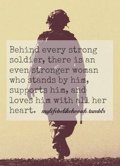 Army wives ♥