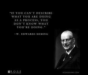 Edwards Deming #leadership #entrepreneur #business #smallbiz # ...