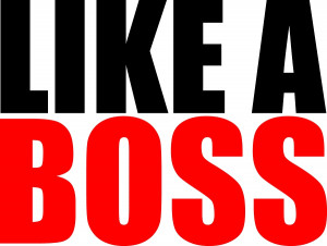 Like A Boss Quotes Bigstock-text-quote-design- ...