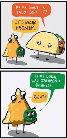 taco joke #Taco #Tacos #Mexican #Food