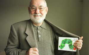 Eric Carle Photo: Justin Sutcliffe