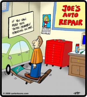 ... auto,mechanic,shop,repair,car,automotive,fix,sign,joe,garage,customer