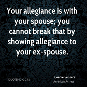 Funny Quotes About Ex Spouses