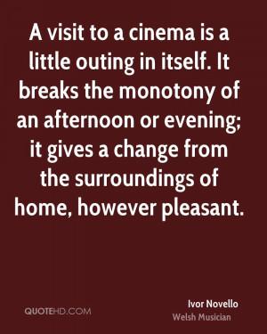 Ivor Novello Home Quotes