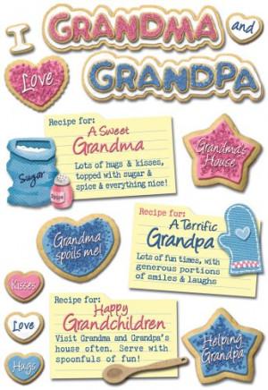 Great Grandparent Quotes for Scrapbooking