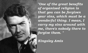 Kingsley amis famous quotes 4