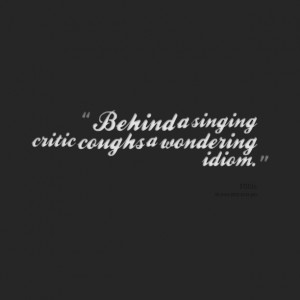 good singing quotes