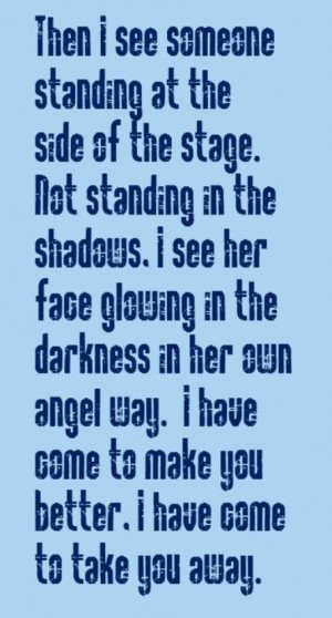 Stevie Nicks - Touch By An Angel - song lyrics, song quotes, music ...