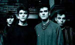 the smiths, st georges hall, live, audience, bradford, 1985