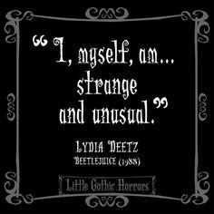Gothic Quotes