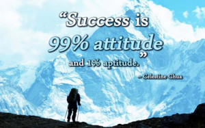 So why are we so obsessed with achieving success? What is it about it ...