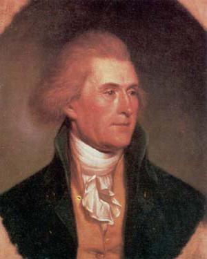 Thomas Jefferson Versus Pat Robertson