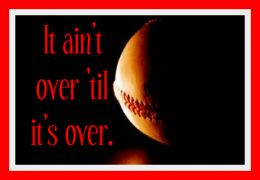 Motivational Quotes from Yogi Berra American baseball player.