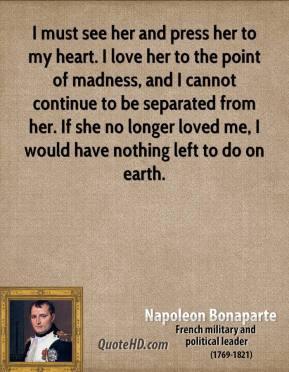 More Napoleon Bonaparte Quotes