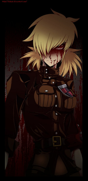 Images Seras Victoria Layerth Deviantart Wallpaper