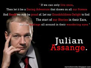 Julian Assange, Wikileaks, quote, julian assange wallpapers